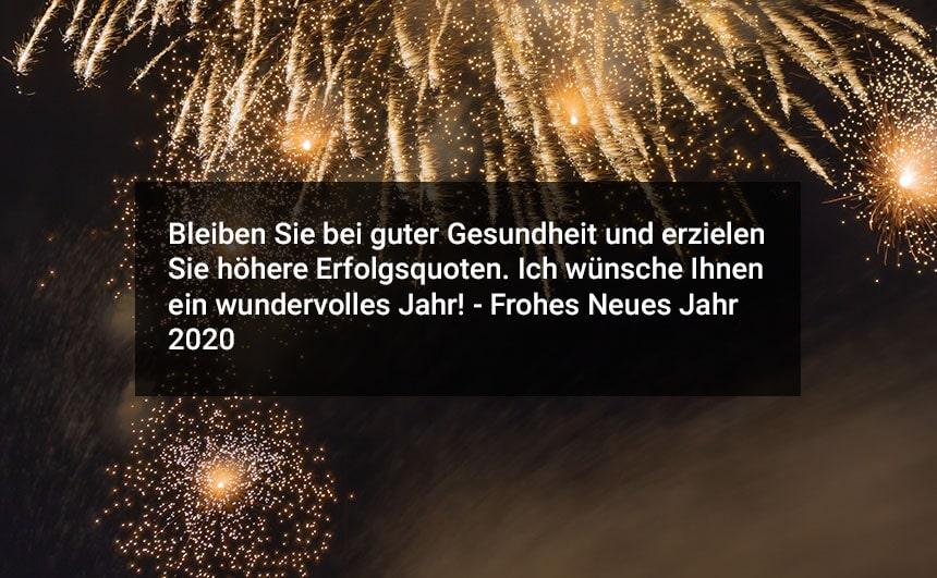 Neujahr 2020 Bilder