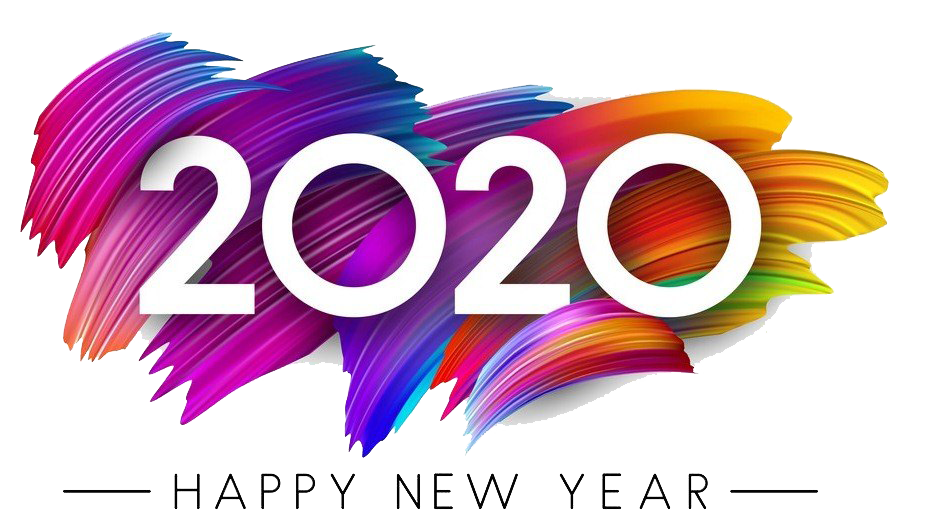 New Year 2020 Stickers for Whatsapp