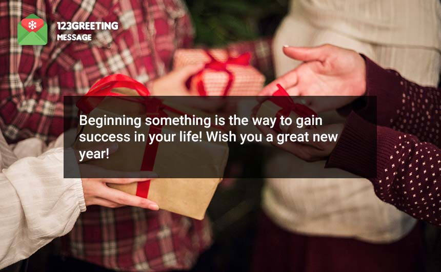 New Year Beginning Quotes