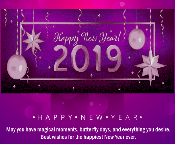 Wishing you a very Happy New year 2020 Messages for Whatsapp