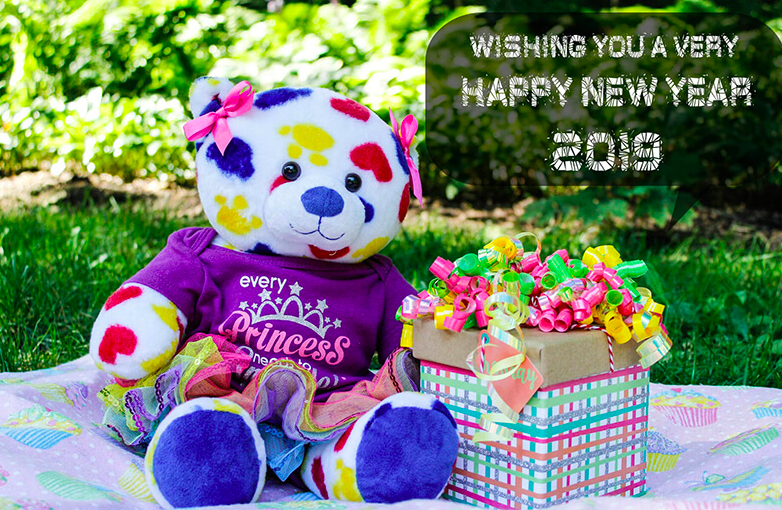 Wishing you a very Happy New year 2020 Short Line