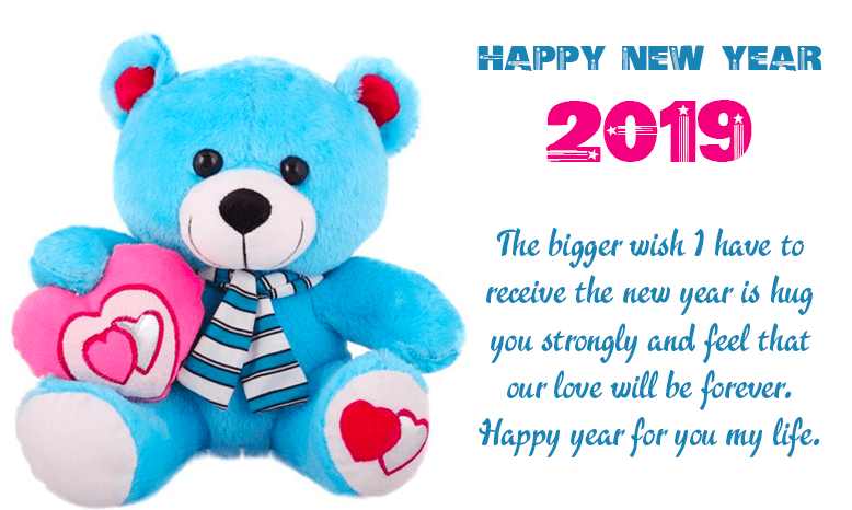 Wishing you a very Happy New year 2020 Status