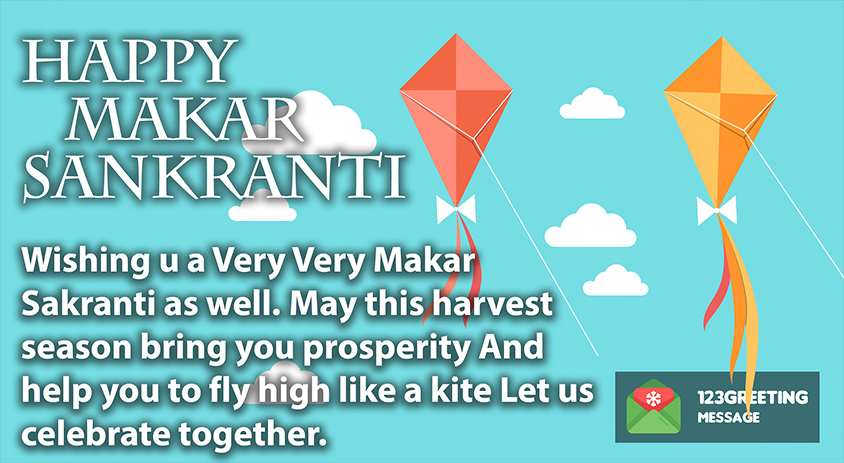 Makar Sankranti 2019 Status for Whatsapp