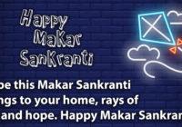 Makar Sankranti Status