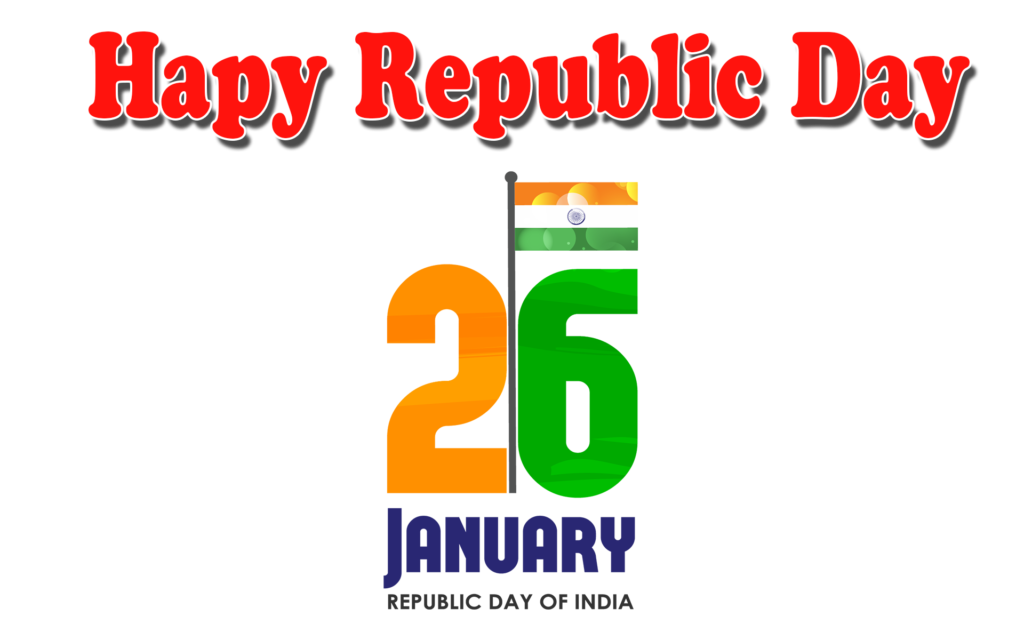 Republic Day Stickers