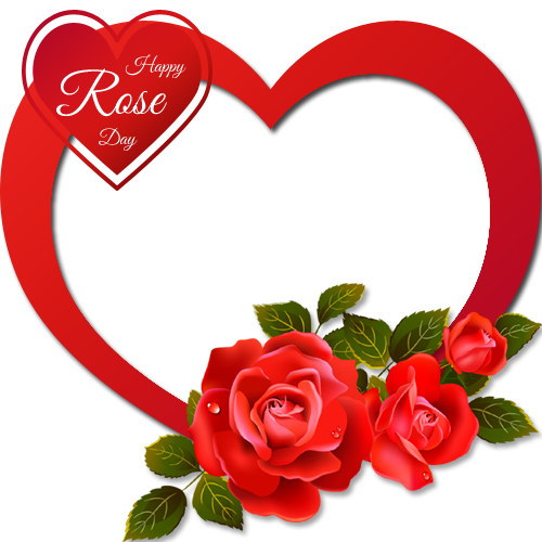 Rose Day Stickers
