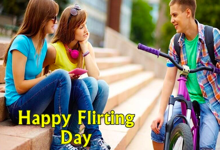 Happy Flirting Day Images