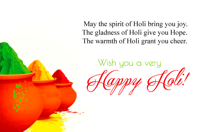 Happy Holi HD Photos