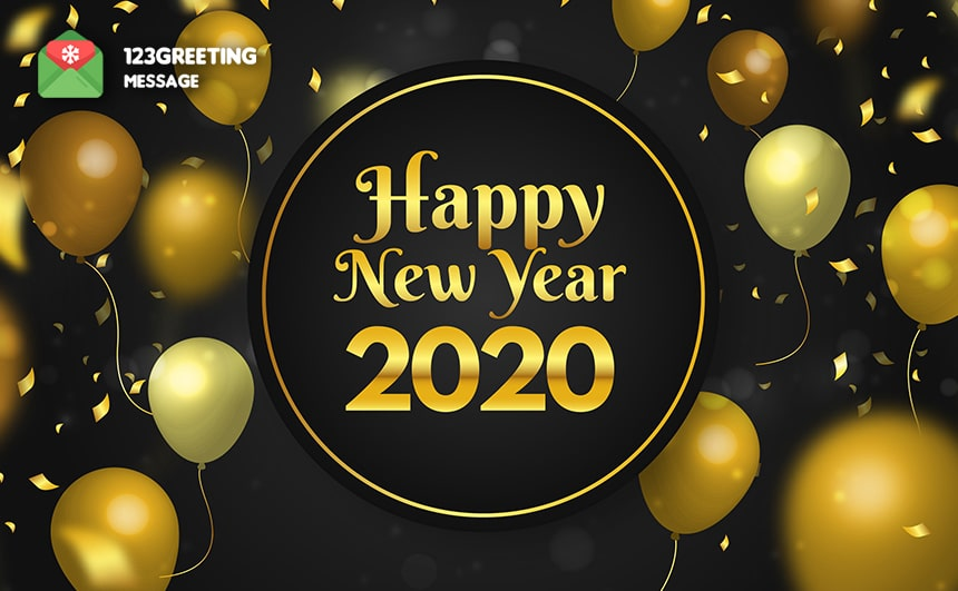 Happy New Year Images Gif 3d Pics Hd Photos 2020 For