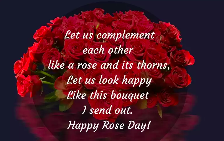 Rose Day Whatsapp Status