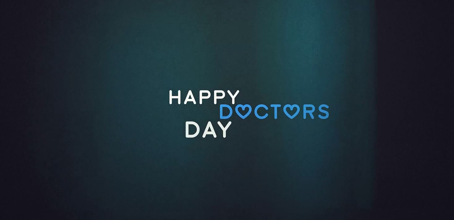 Doctors Day Banners