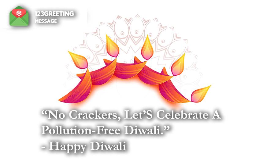Eco-Friendly Diwali Images