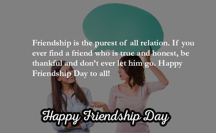 Friendship Day 2019 Wishes