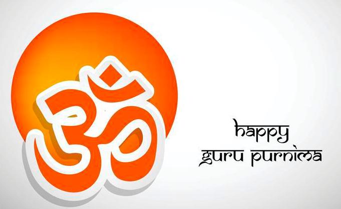 Happy Guru Purnima 2019