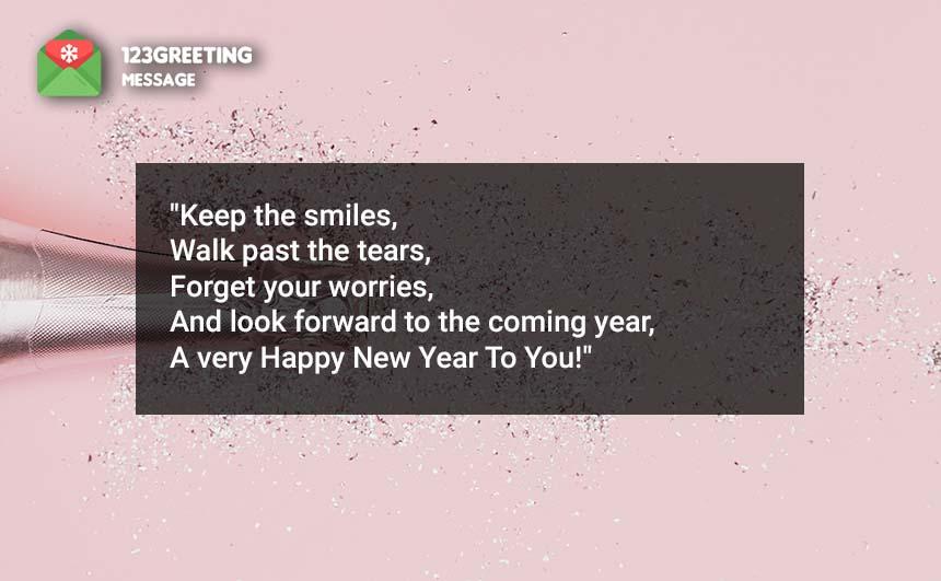 Happy New Year Poems for Boyfriend, Girlfriend & Lovers