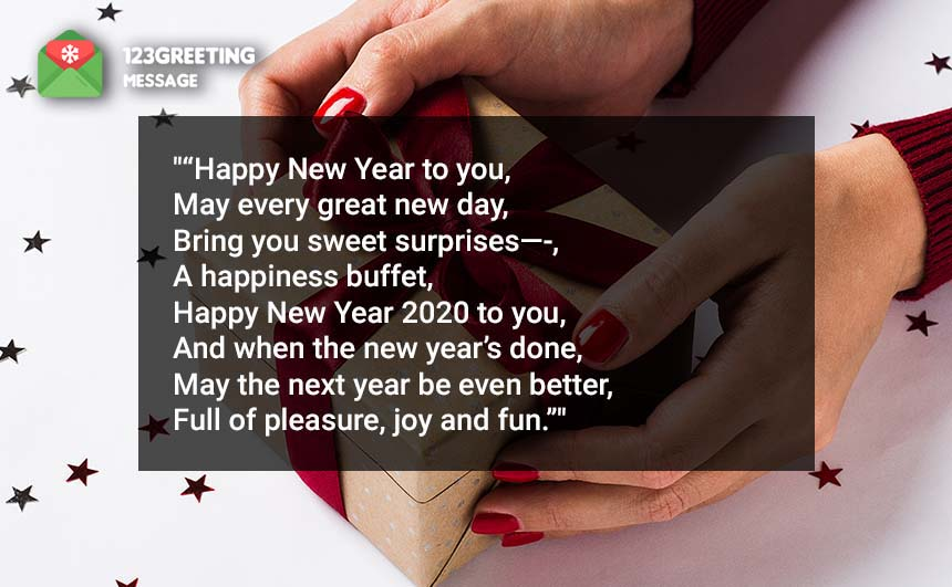 Happy New Year Poems 2020 Funny Famous New Year 2020
