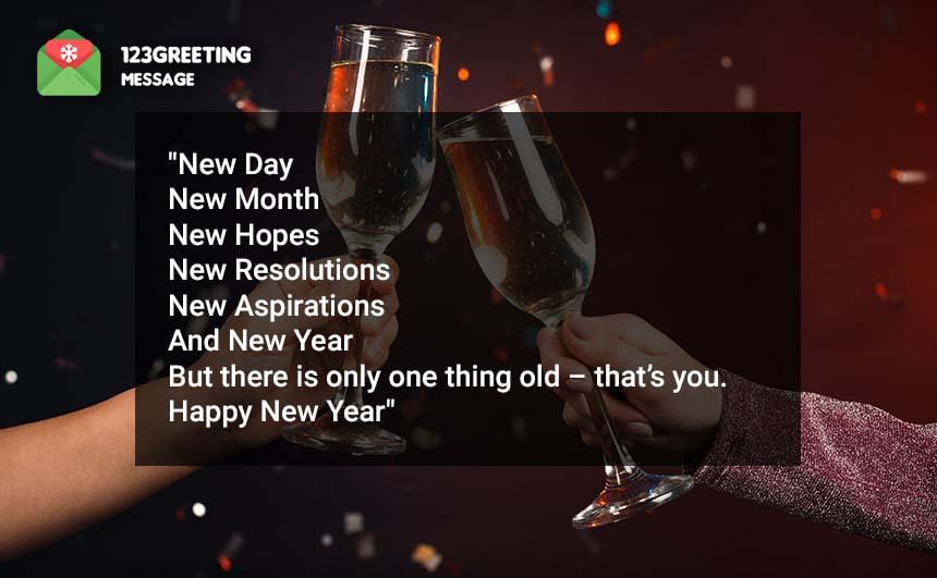 Happy New Year 2020 Short Status