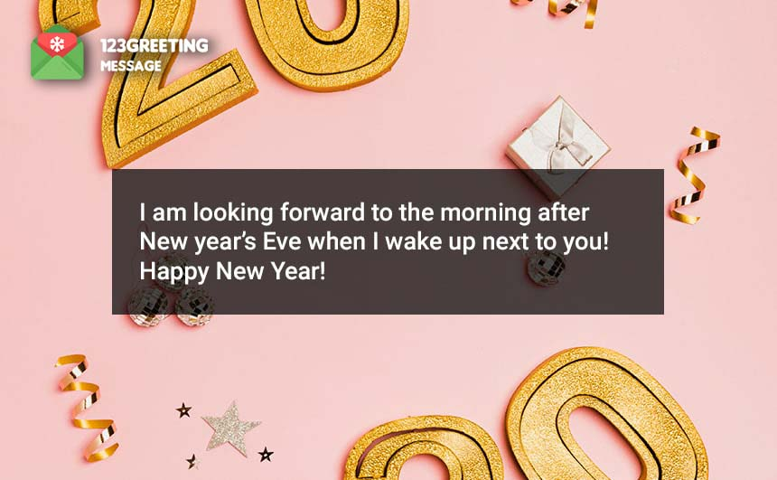 Happy New Year Status for Friends & Family
