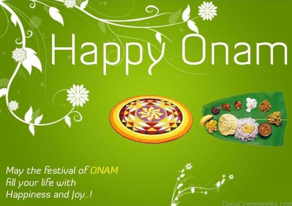 Happy Onam 2019 Shayari & Poems