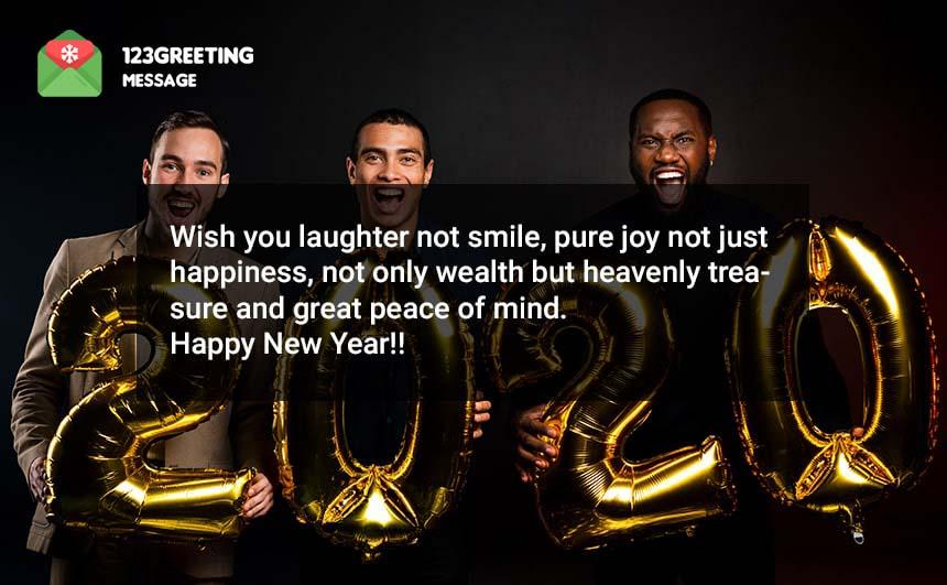 Happy New Year Status 2020