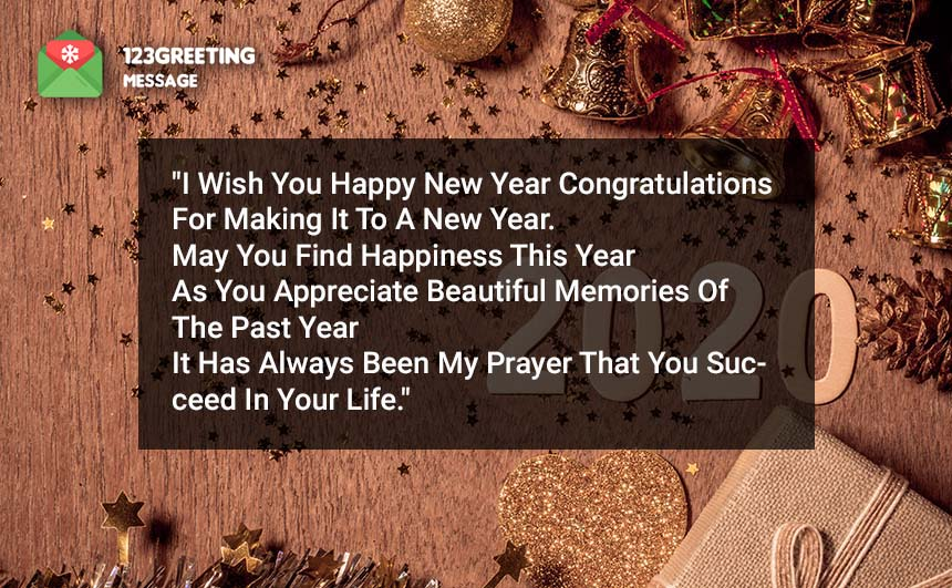 New Year poems for friends & family