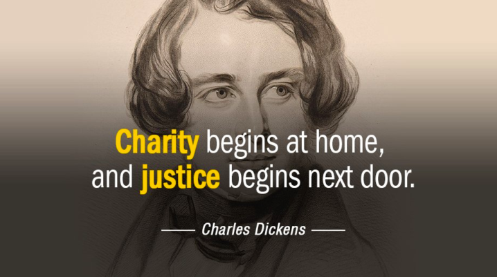 Charity Quotes, Captions and Slogans