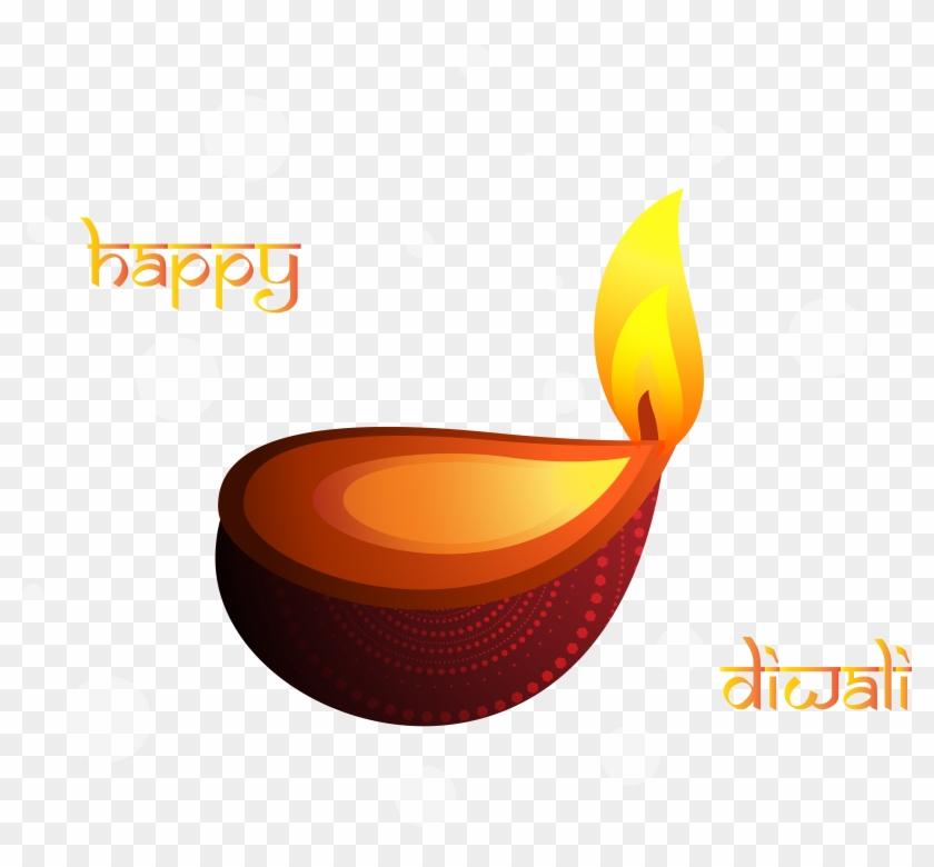 Diya Stickers for Deepavali