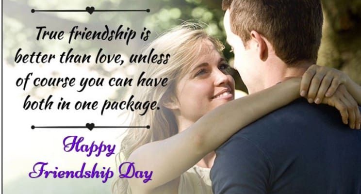 Friendship Day My Love Images