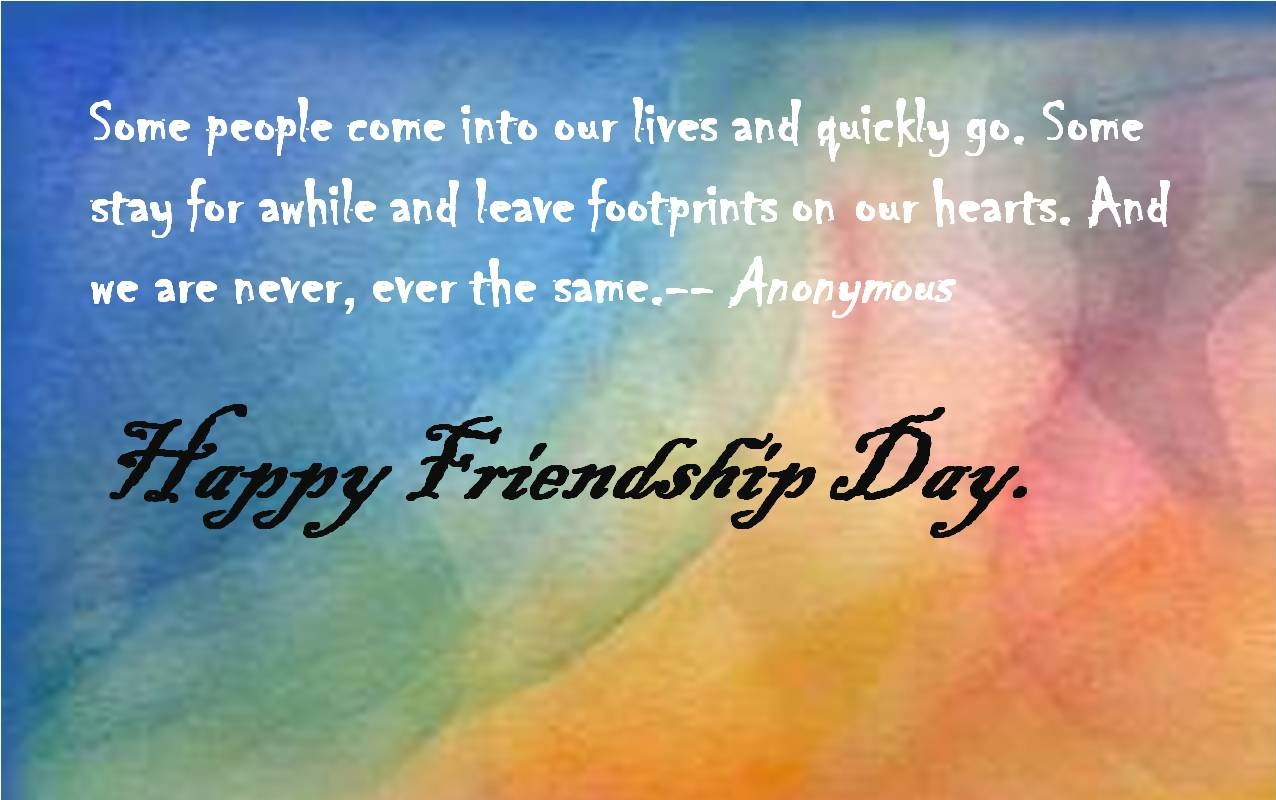 Friendship Day Quotes for Crush