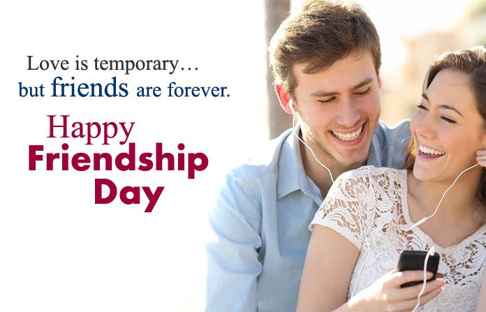 Friendship Day Quotes for Wife & Husband