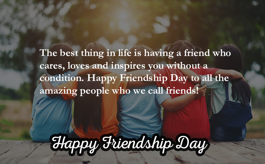 Happy Friendship Day Messages 2019
