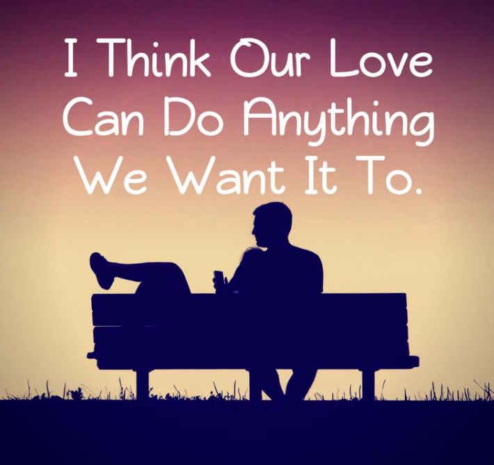 Romantic Whatsapp DP for Couple