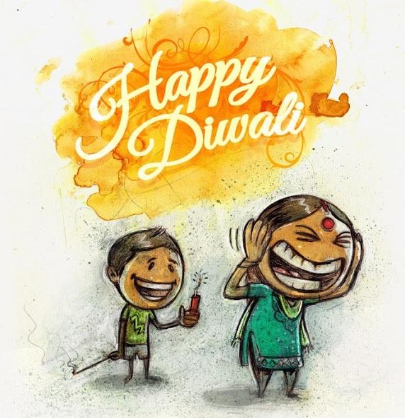 Diwali Drawing 2021