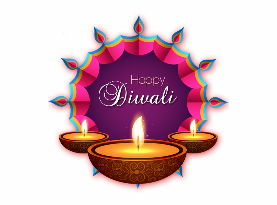 Happy Diwali 2019 Clipart