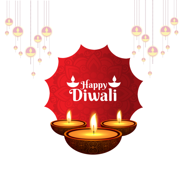 Happy Diwali Clipart 2019