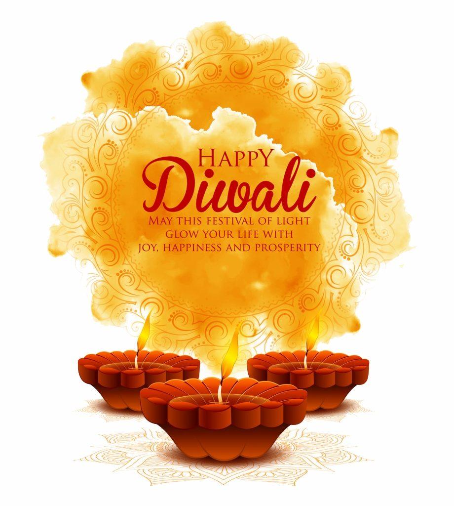 Happy Diwali Clipart PNG