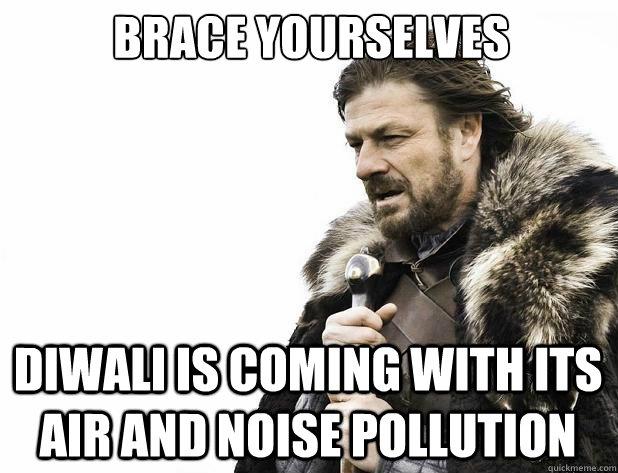 Diwali Funny Meme
