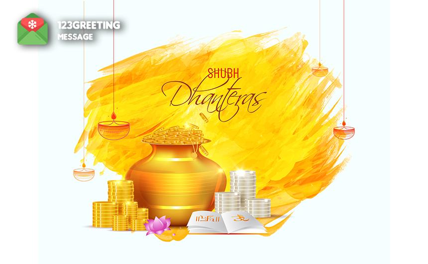 Happy Dhanteras Images Gif Hd