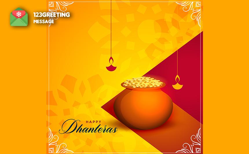 Happy Dhanteras 2021