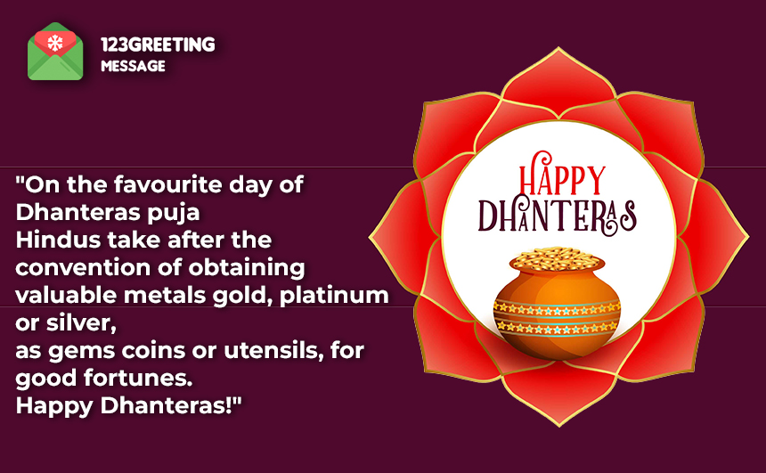 Happy Dhanteras Shayari for Boyfriend & Girlfriend