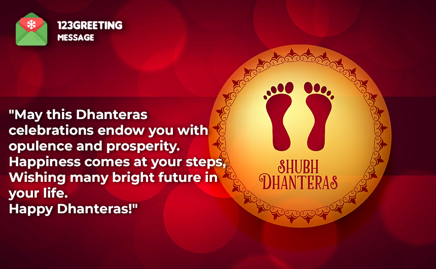 Happy Dhanteras Whatsapp Status