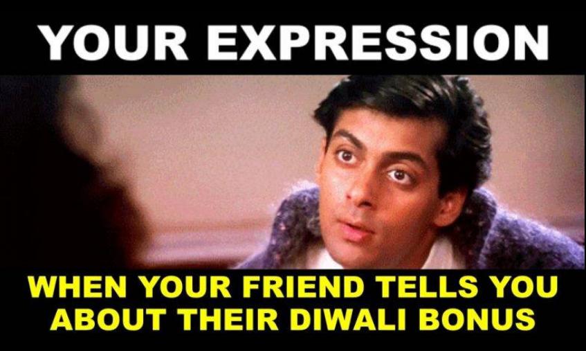Happy Diwali Memes