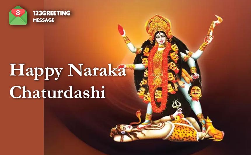 Narak Chaturdashi Wishes